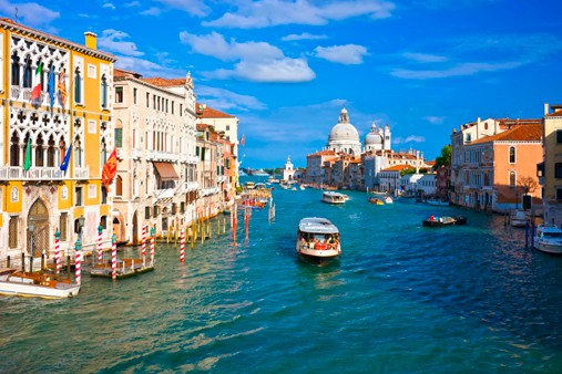 Must See Places - Venice, Italy