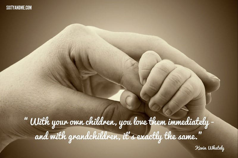 15 Grandchildren Quotes to Warm Your Heart