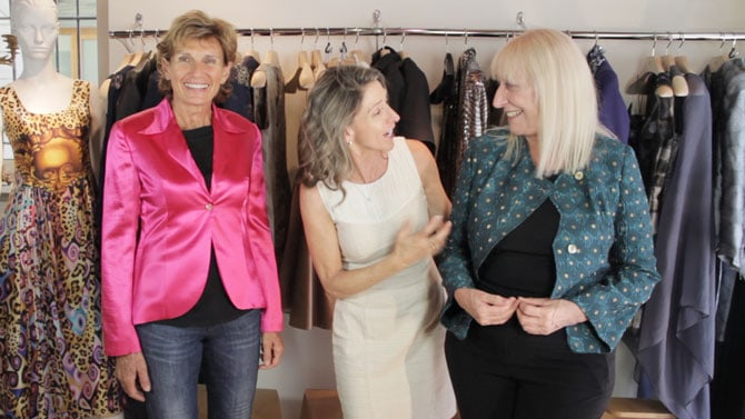 Fashion for Women over 60 - Dress the Part 1