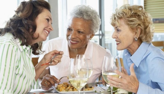 The Importance of Friends for Women Over 60 – Suzanne Braun Levine (Video)