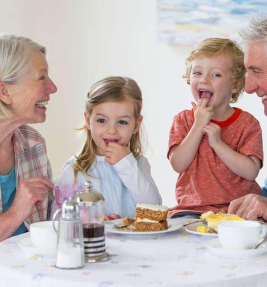 Teaching Your Grandkids to Wait