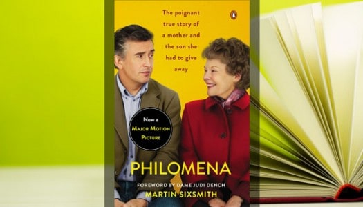 Book Club: Philomena: A Mother, Her Son, and a Fifty-Year Search, by Martin Sixsmith