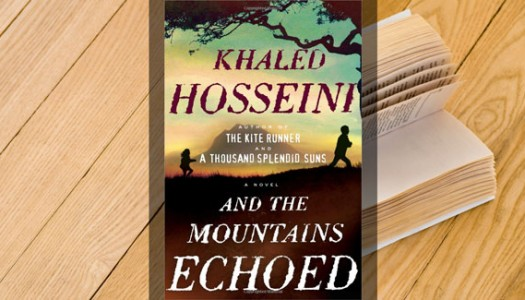 Book Club: And the Mountains Echoed, by Khaled Hosseini