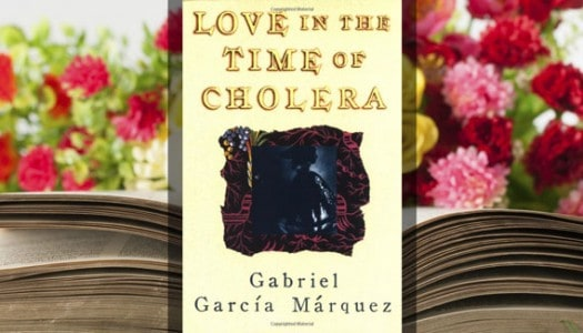 Book Club: Love in the Time of Cholera, by Gabriel Garcia Marquez