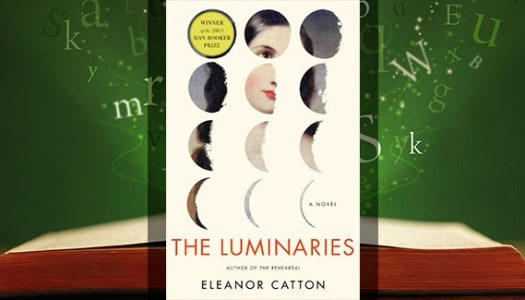 Book Club: The Luminaries, by Eleanor Catton