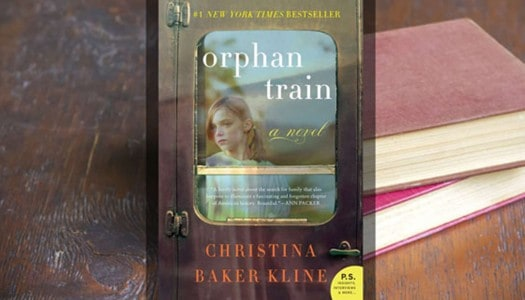 Book Club: Orphan Train, by Christina Baker Kline