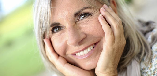 Forget Anti-Aging Pills and Potions - Smiling Will Make You Younger