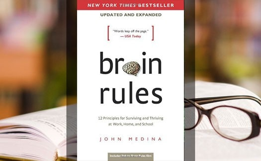 Sixty-and-Me-Book-Club---Brain-Rules-by-Dr-Medina