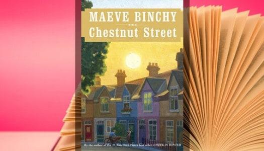 Book Club: Chestnut Street by Maeve Binchy