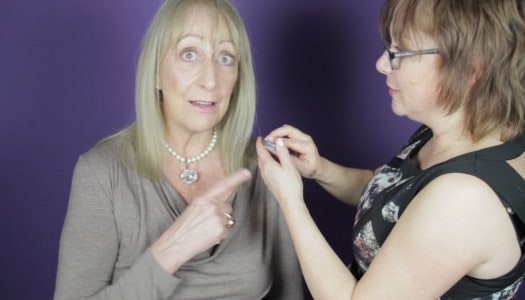 Makeup for Mature Skin Video Tutorial: A 5-Minute Makeover (Video)