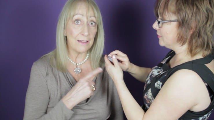 Makeup for Mature Skin Demonstration