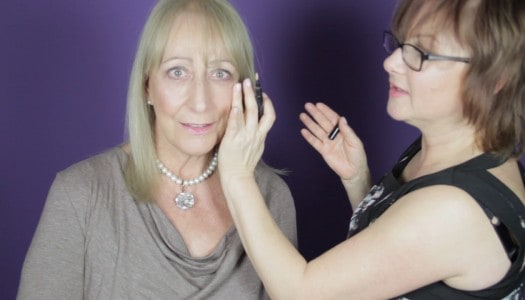Evening Makeup Tips for Older Women: A 3-Minute Makeover (Video)