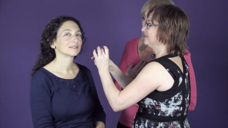 Applying Makeup for Wrinkles - Makeup Tips for Older Women