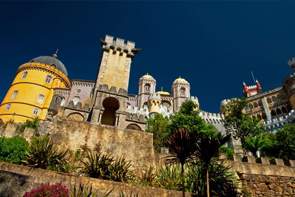 Senior-Tours---Pena-Palace-in-Sintra---UNESCO-World-Heritage-Site