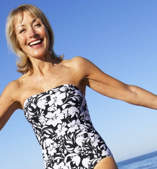 Swimsuits Bathing Suits for Older Women