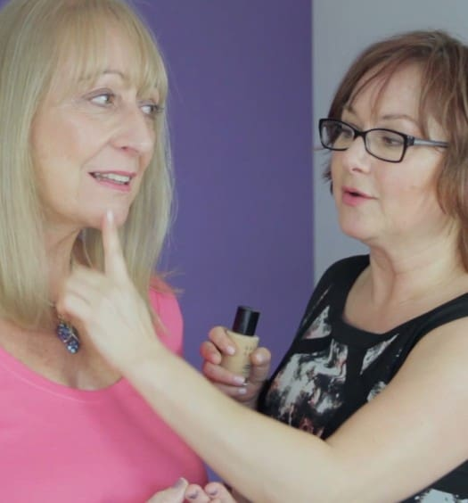 Choosing Makeup for Older Women: at the Makeup Counter