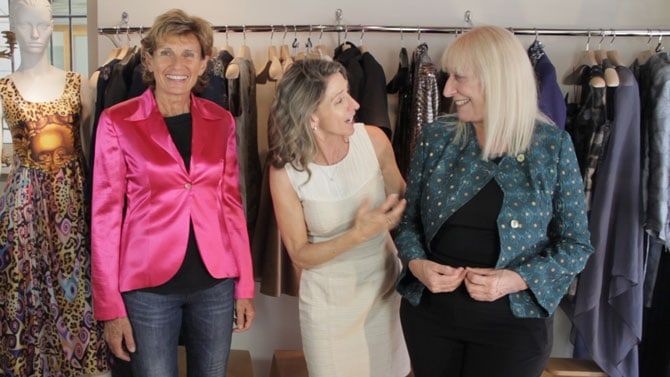 Fashion for Older Women - Choosing the Right Colors