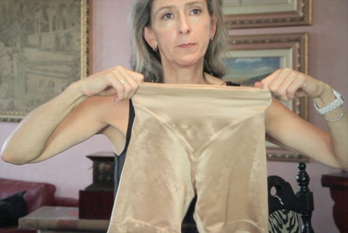 Style Over 60 - Avoid wearing underwear with a seam