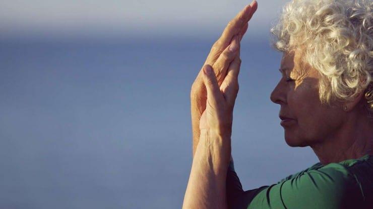 Upper Body Yoga for Seniors