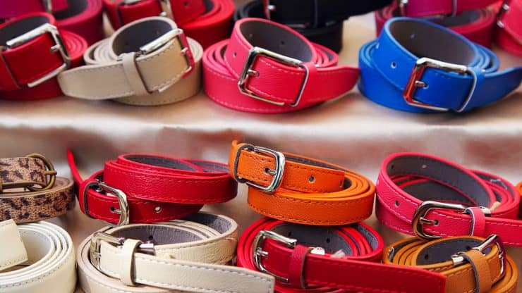 Fashion for Older Women Belts