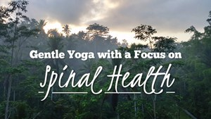 Gentle Yoga for Seniors - Spinal Health