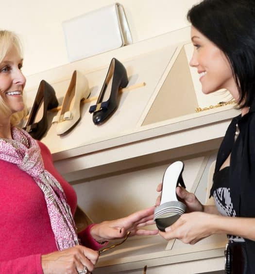 Comfortable Shoes for Older Women