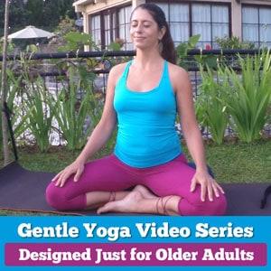 Gentle Yoga For Seniors - Video Series