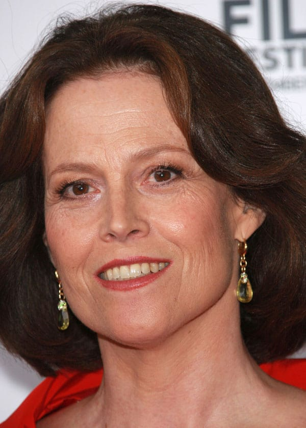 Actresses Over 60 - Sigourney-Weaver