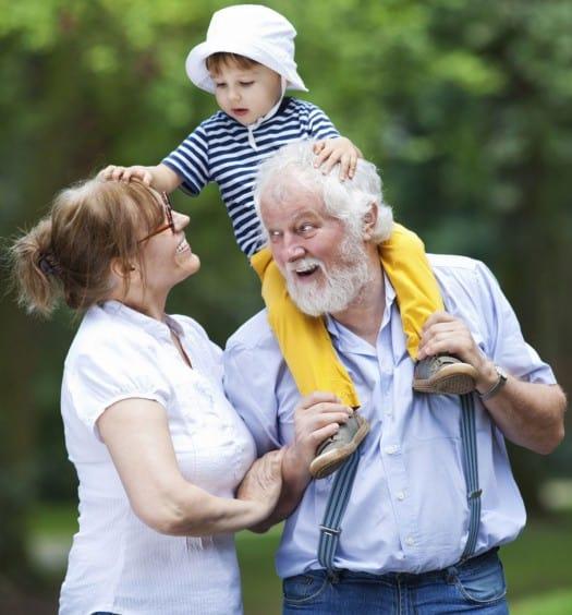 Grandparents Raising Grandchildren Resources