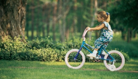 Connect with Your Inner 6-Year-Old and Take the Training Wheels Off!