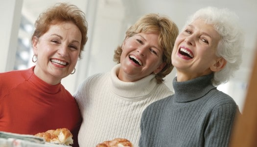 Filling Your Life with Positive People is a Key to Happiness After 60