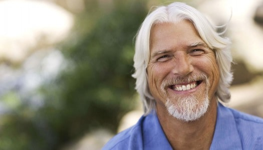 Life After 60 is Reflected in Your Smile