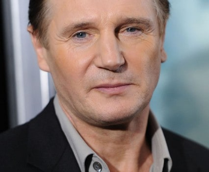 Liam Neeson, 63