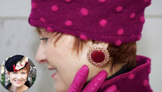 Hats Are Fascinating Items of Clothing for Women Over 60 (Video)