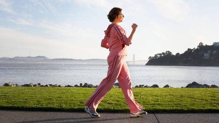 Anti-Aging Tips - Burn Fat the Old Fashion Way