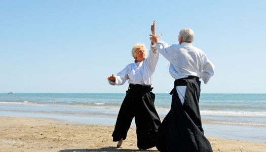 Aikido for Your Elderly Parents? Harmonious Concept or Horrible Idea?