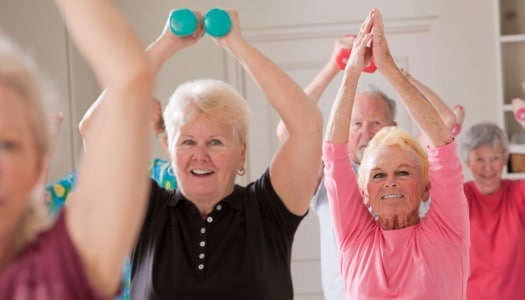Going to the Gym After 60 – Cheer or Chore?