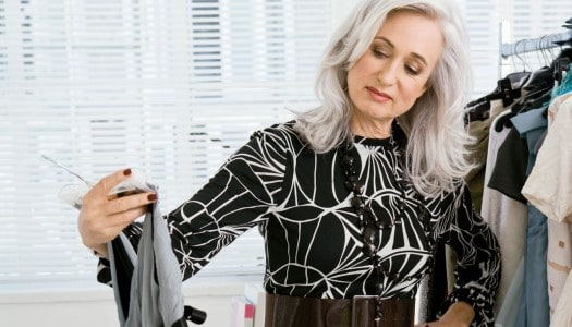 What is the Essence of Fashion for Older Women? Looking Good or Feeling Good?