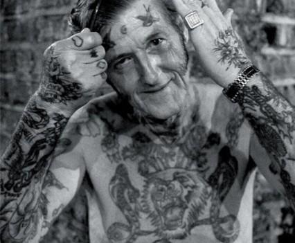 Tattooed Seniors