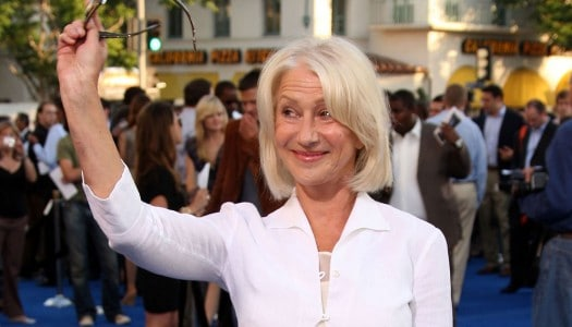 Helen Mirren Offers 3 Tips for Getting in Shape After 60