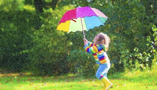 No Such Thing as the Rainy Day Blues? New Study Says Weather Doesn't Matter