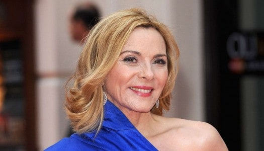 Sex and the City Star, Kim Cattrall, Says Sex After 50 is All in Your Head