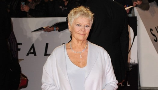 13 Surprising Facts About the Amazingly Talented Judi Dench (Video)