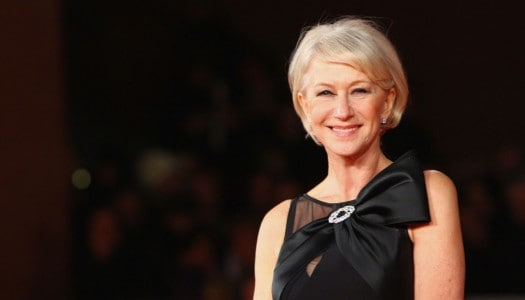 12 Fun Facts About the Supremely Talented Helen Mirren