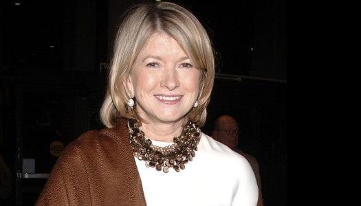 Happy 75th Birthday Martha Stewart – The Domestic Guru Who Does it All!