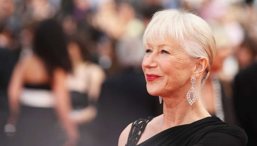 This Picture of Helen Mirren on the Subway Will Make You Love Her Even More
