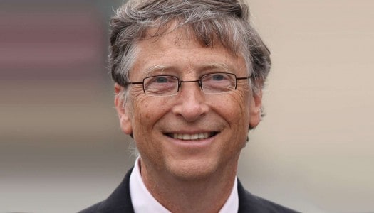 Happy 63rd Birthday Bill Gates – Thanks for Making the World a Better Place