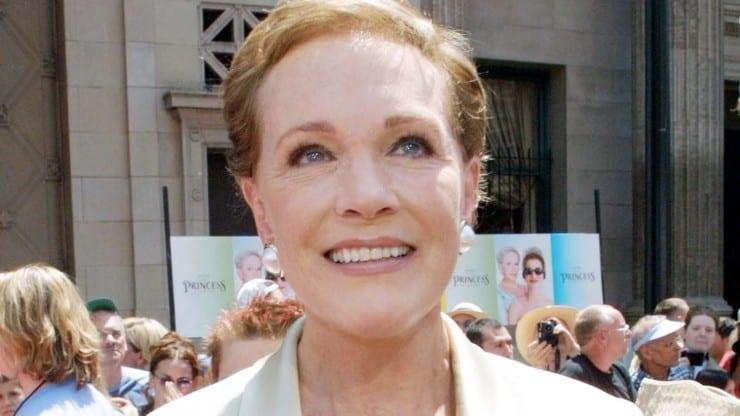 Happy Birthday 80th Birthday Julie Andrews