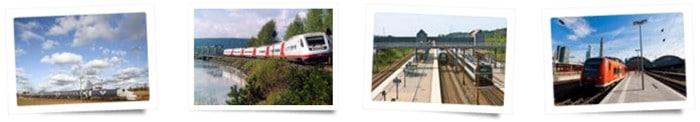 Interrail Northern Europe