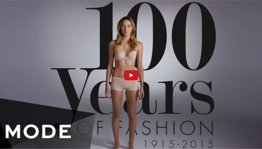How Has Fashion Changed in the Last Century? This Video May Surprise You!
